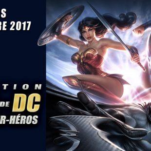 Expo DC comics au Musée Art Ludique