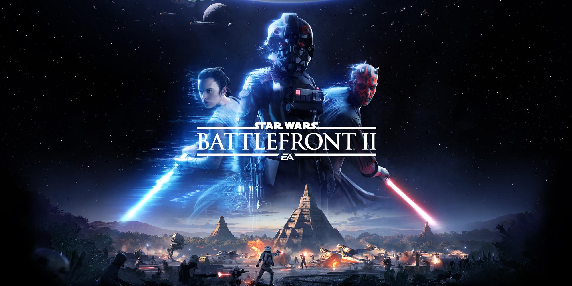 Voici le nouveau FPS STAR WARS Battlefront II !