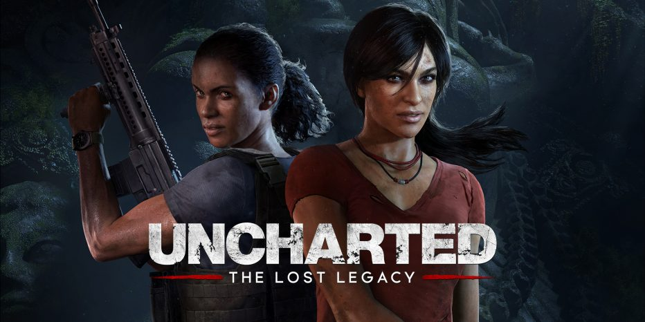 Stop ! Découvrez Uncharted: The Lost of Legacy !!
