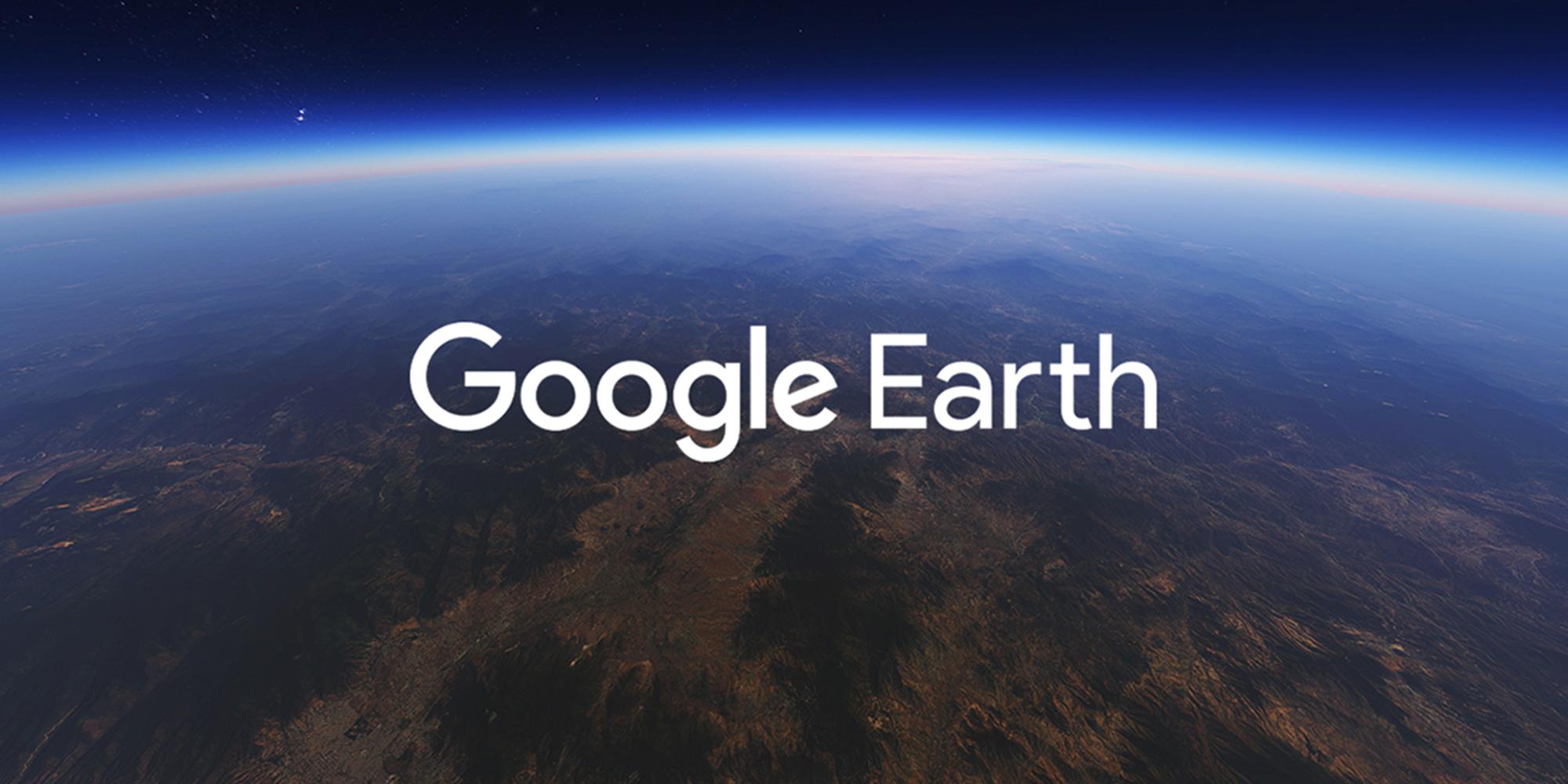 Explorez le monde avec la nouvelle version de Google Earth