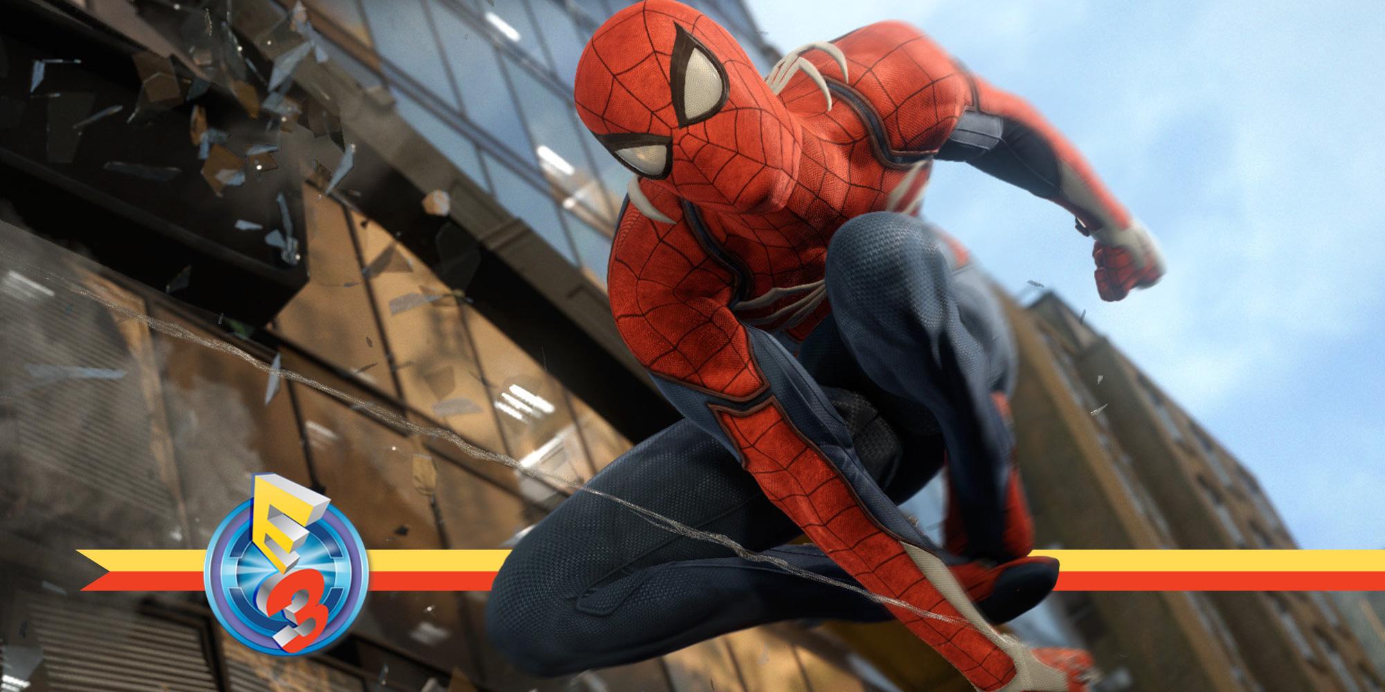 [E3 2017] Spider-Man dévoile ENFIN son gameplay !