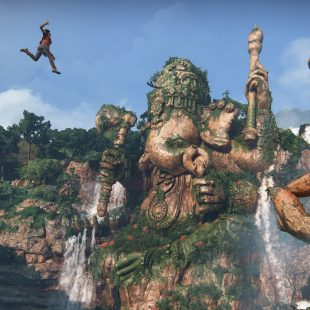 10min de gameplay pour Uncharted: The Lost Legacy