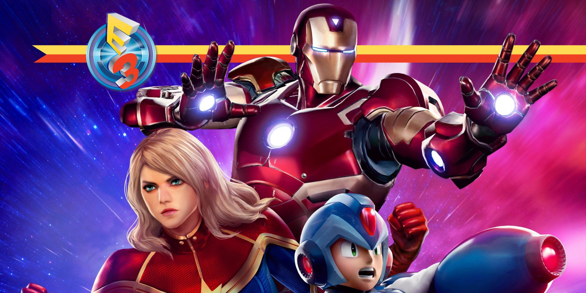 [E3 2017]Marvel vs Capcom Infinite : Trailer, Persos et démo !