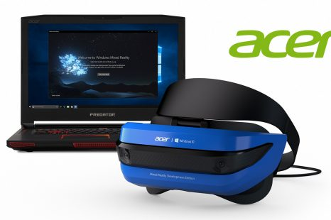 Découvrez le Acer Windows Mixed Reality !