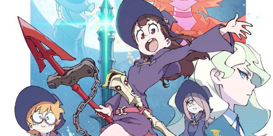 Little Witch Academia débarquera aussi sur vos PS4 !