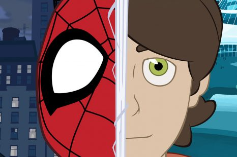 De nouvelles vidéos pour l'animé Marvel's Spider-Man