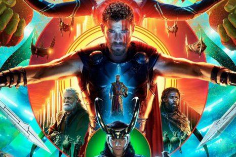 Humour, fluo et retro : C'est Thor Ragnarok !