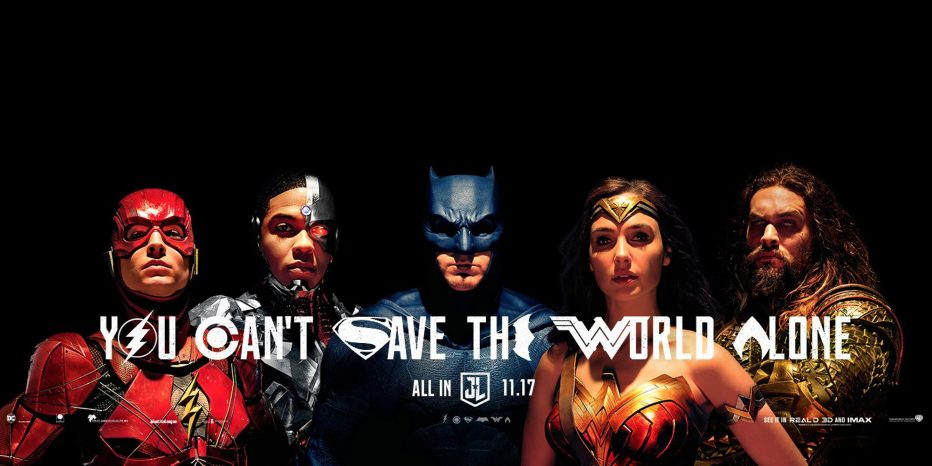 STOP ! Voici un nouveau trailer pour Justice League !!