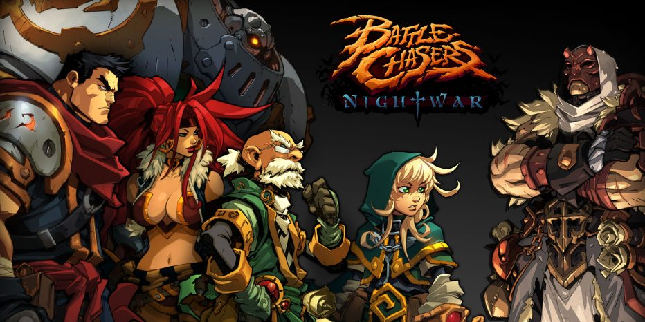 Battle Chasers: Nightwar s'anime…