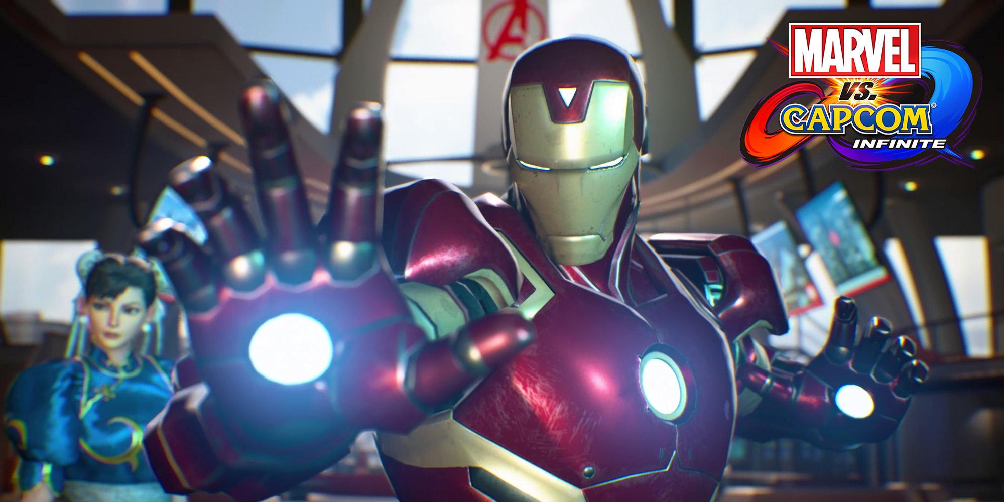 Nouveau trailer pour Marvel vs. Capcom: Infinite