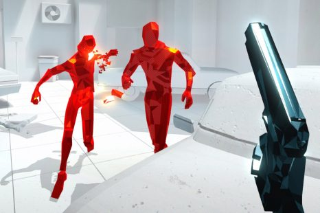 Test de SUPERHOT VR en mode Matrix !