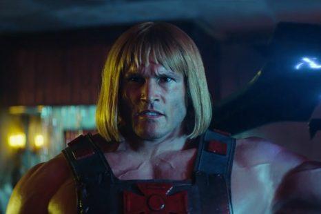 Ces vidéos d'He-Man vont vous couper le souffle !!!