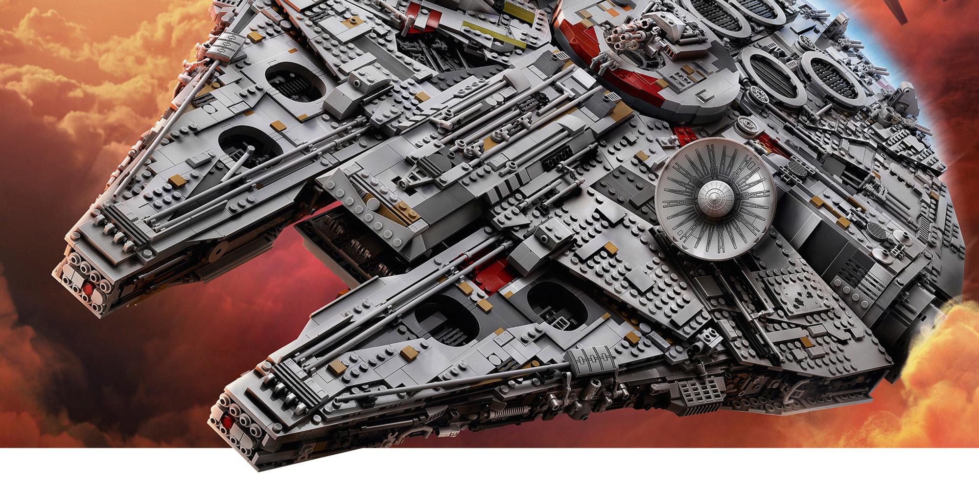 Le coffret LEGO ultime qui vous demandera du temps…
