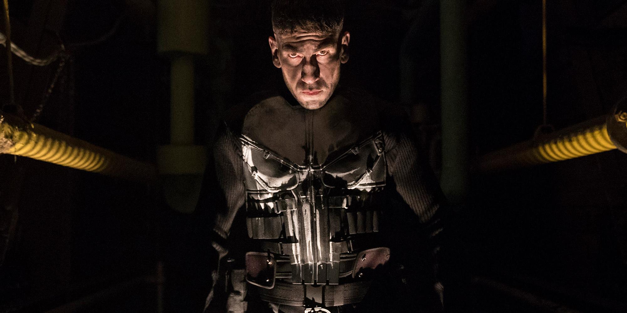 Un trailer pour The Punisher tout en douce violence…