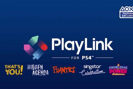 De belles nouveautés avec la nouveauté PlayLink sur PS4