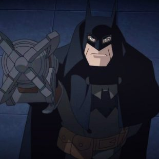 Premier trailer pour l'animé Batman: Gotham by Gaslight