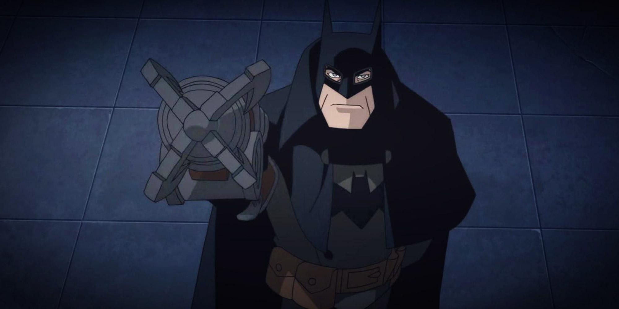Premier trailer pour l'animé Batman: Gotham by Gaslight