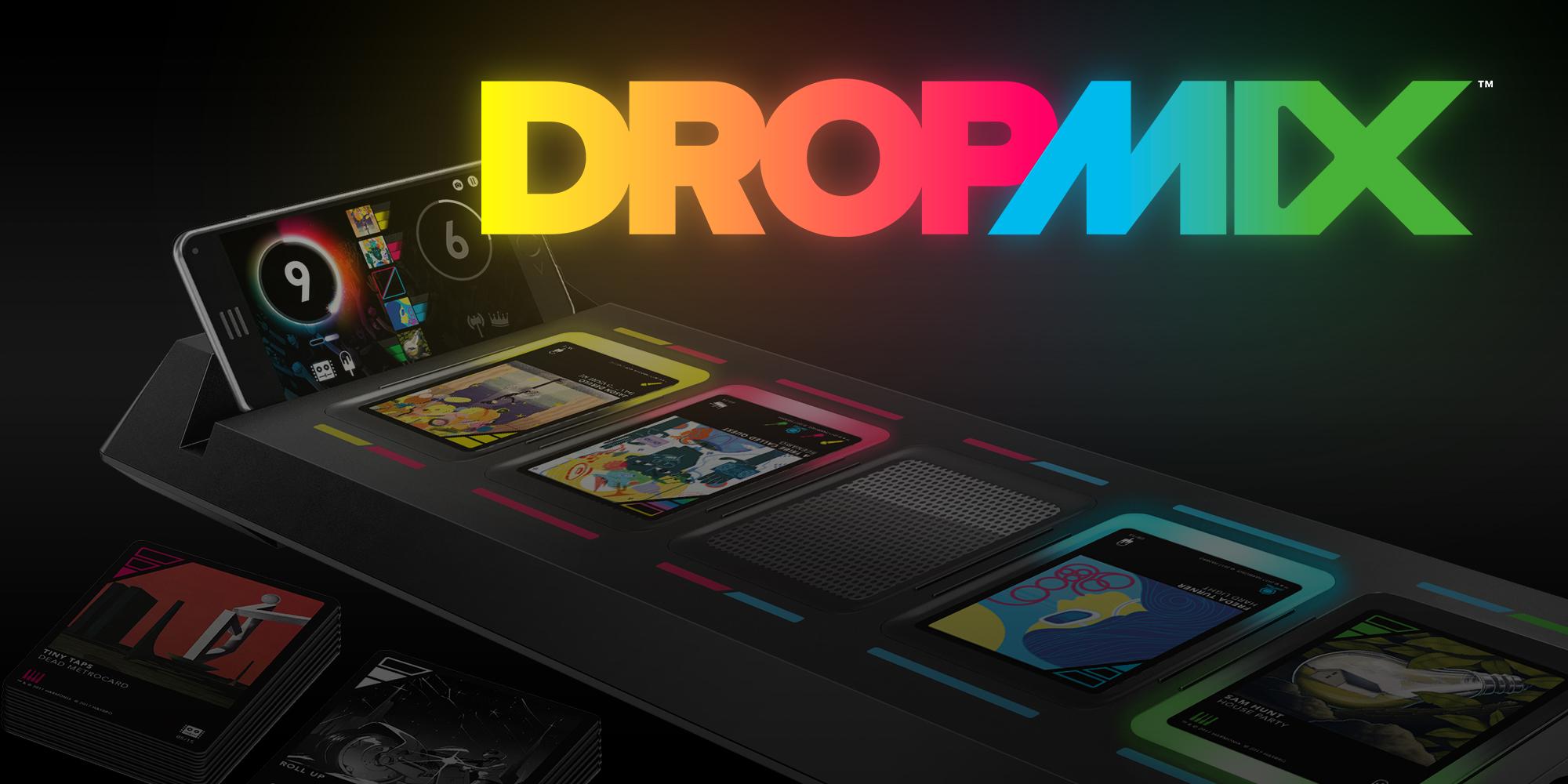 Réveillez votre âme de DJ avec le jeu DROPMIX