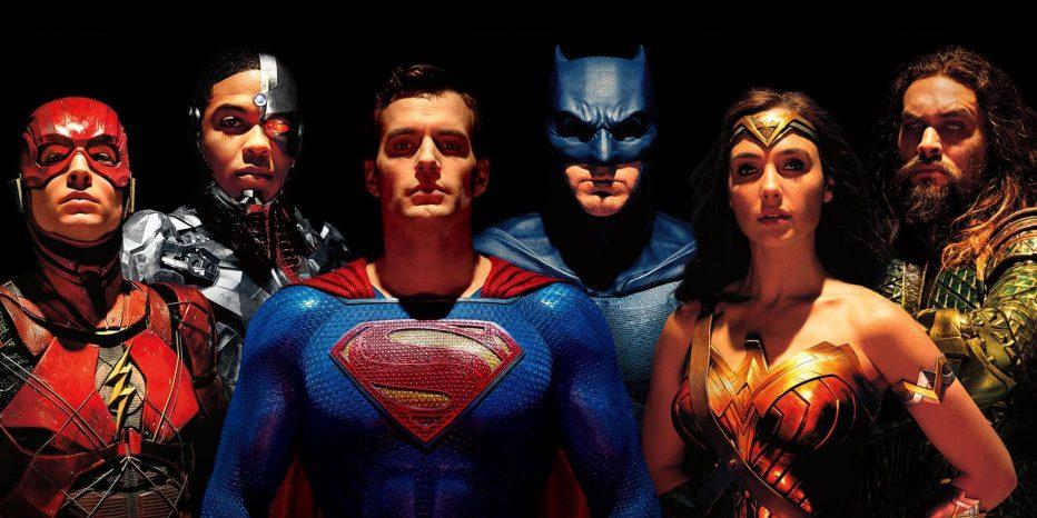 Justice League prépare sa sortie en DVD et Bluray…