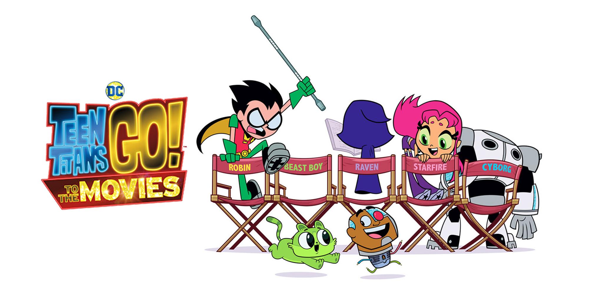 Teen Titans GO : Le film complètement taré !