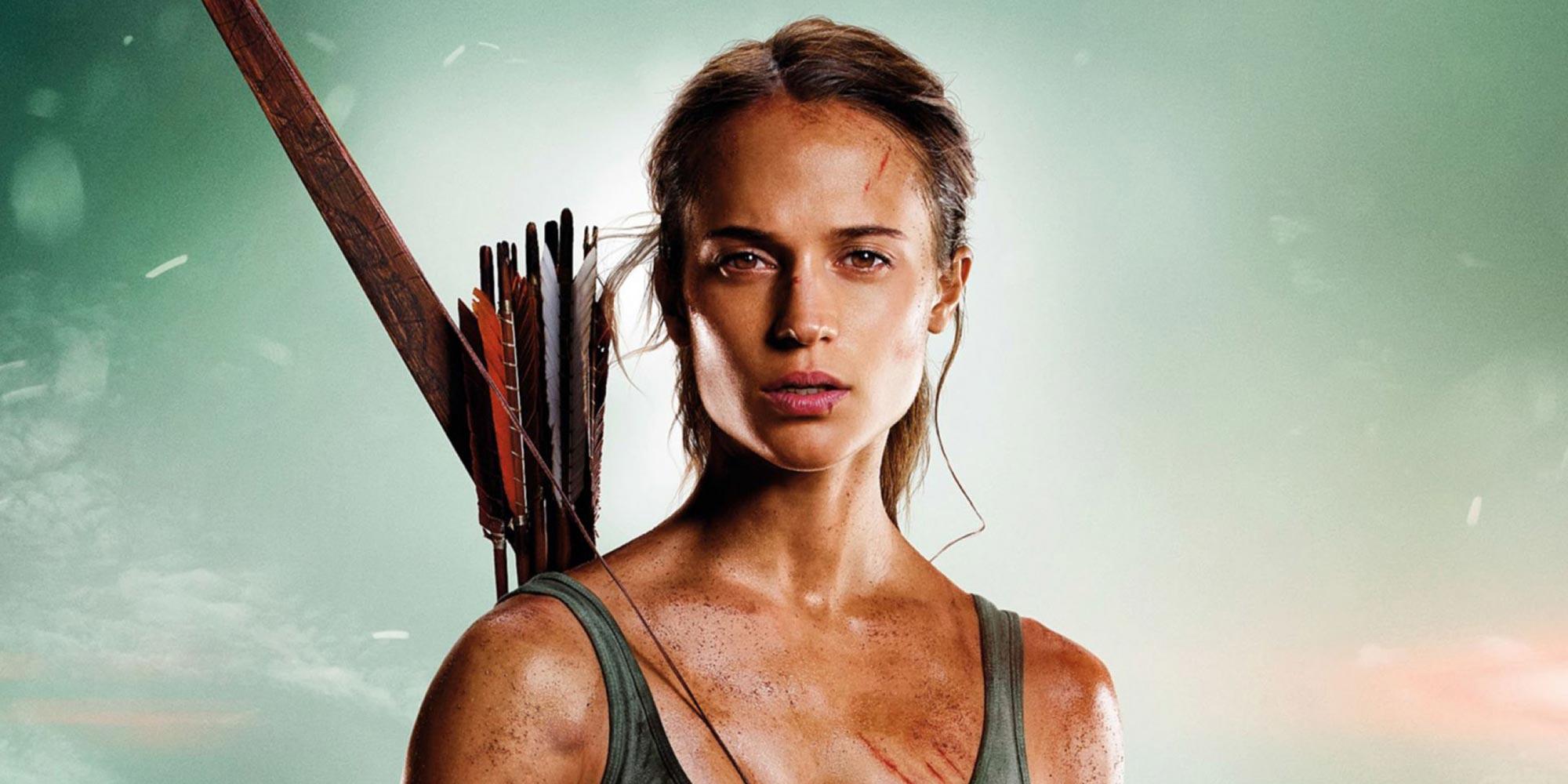 Découvrez la nouvelle bande-annonce de Tomb Raider !