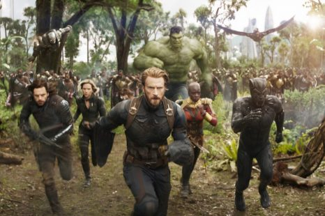 Nouvelles images pour Avengers: Infinity War