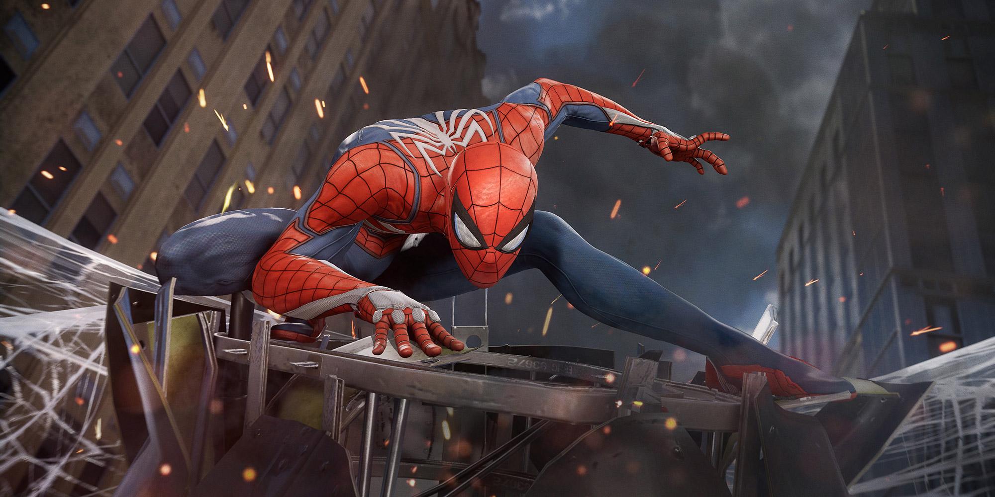 [SDCC18] Spectacular Story-Trailer pour Marvel's Spider-Man sur PS4