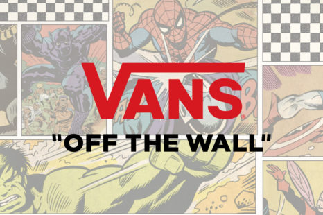 Marvel x Vans, une nouvelle collection