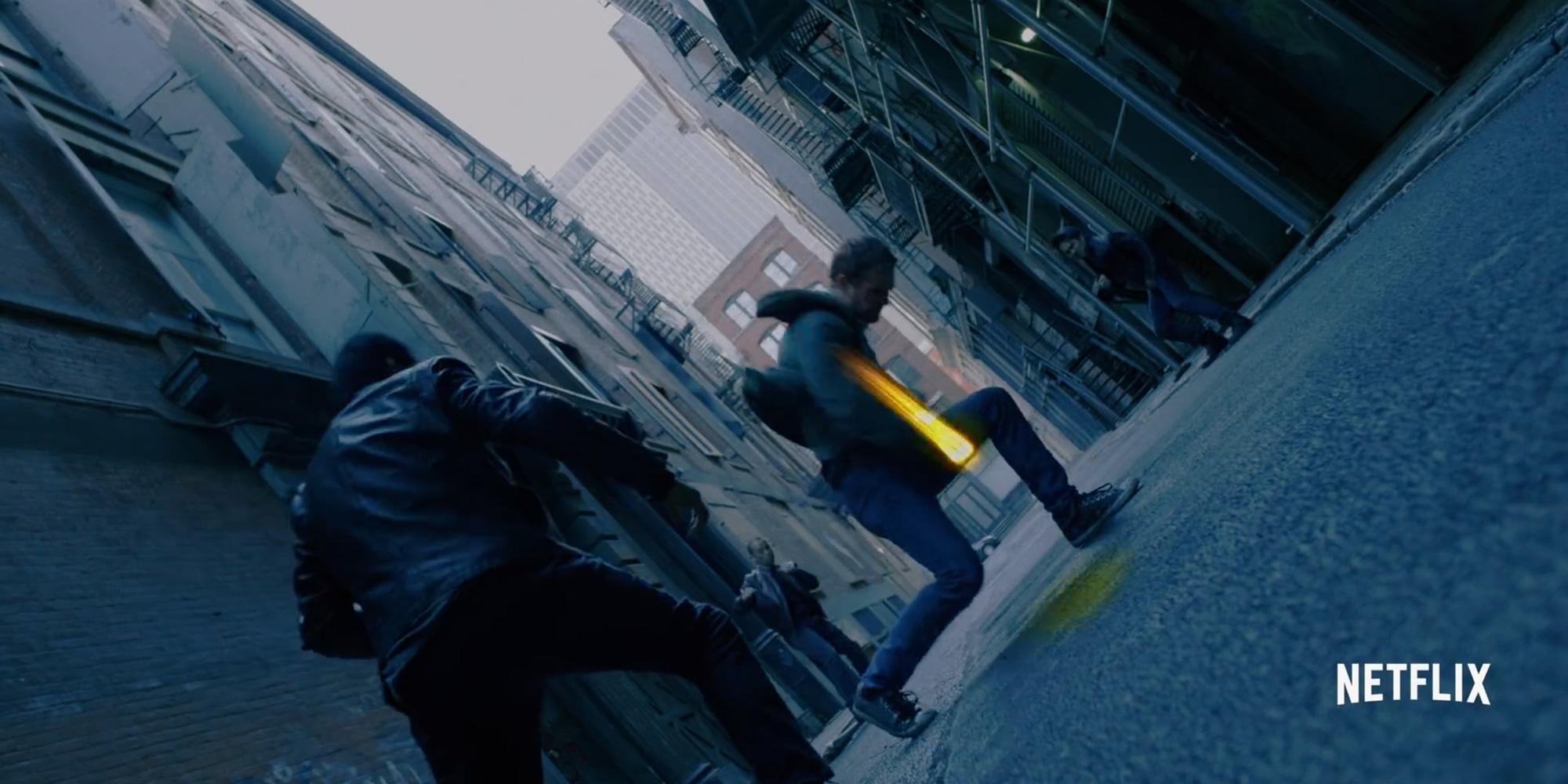 [SDCC18] Netflix Marvel's Iron Fist – Saison 2