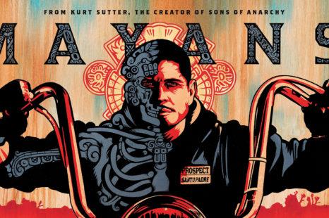 [SDCC18] Après Sons of Anarchy : Les Mayans !
