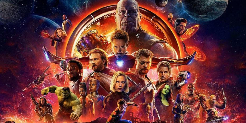 Making-of & bêtisier pour Infinity War