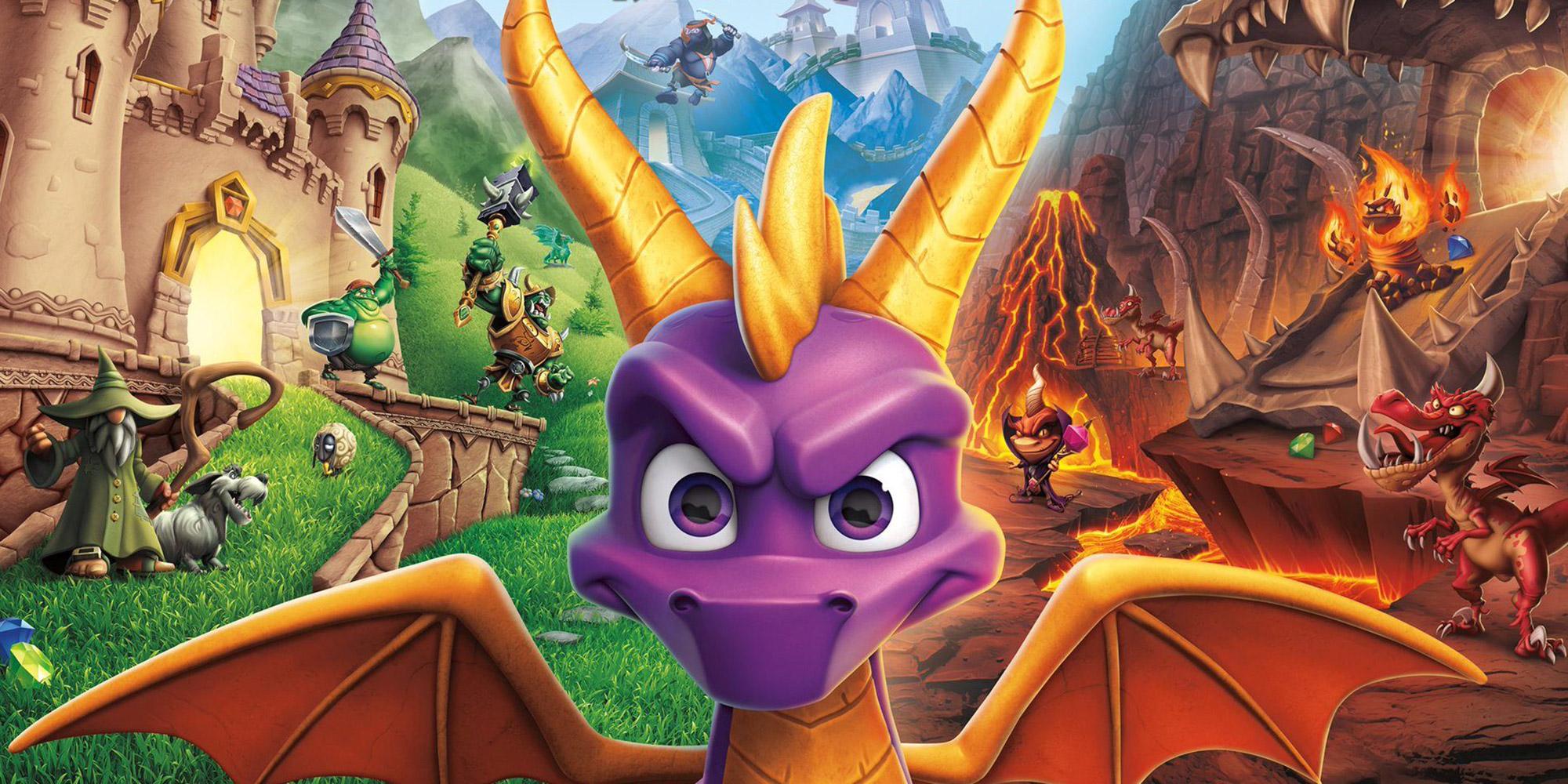 Spyro est de retour et il est magnifique !