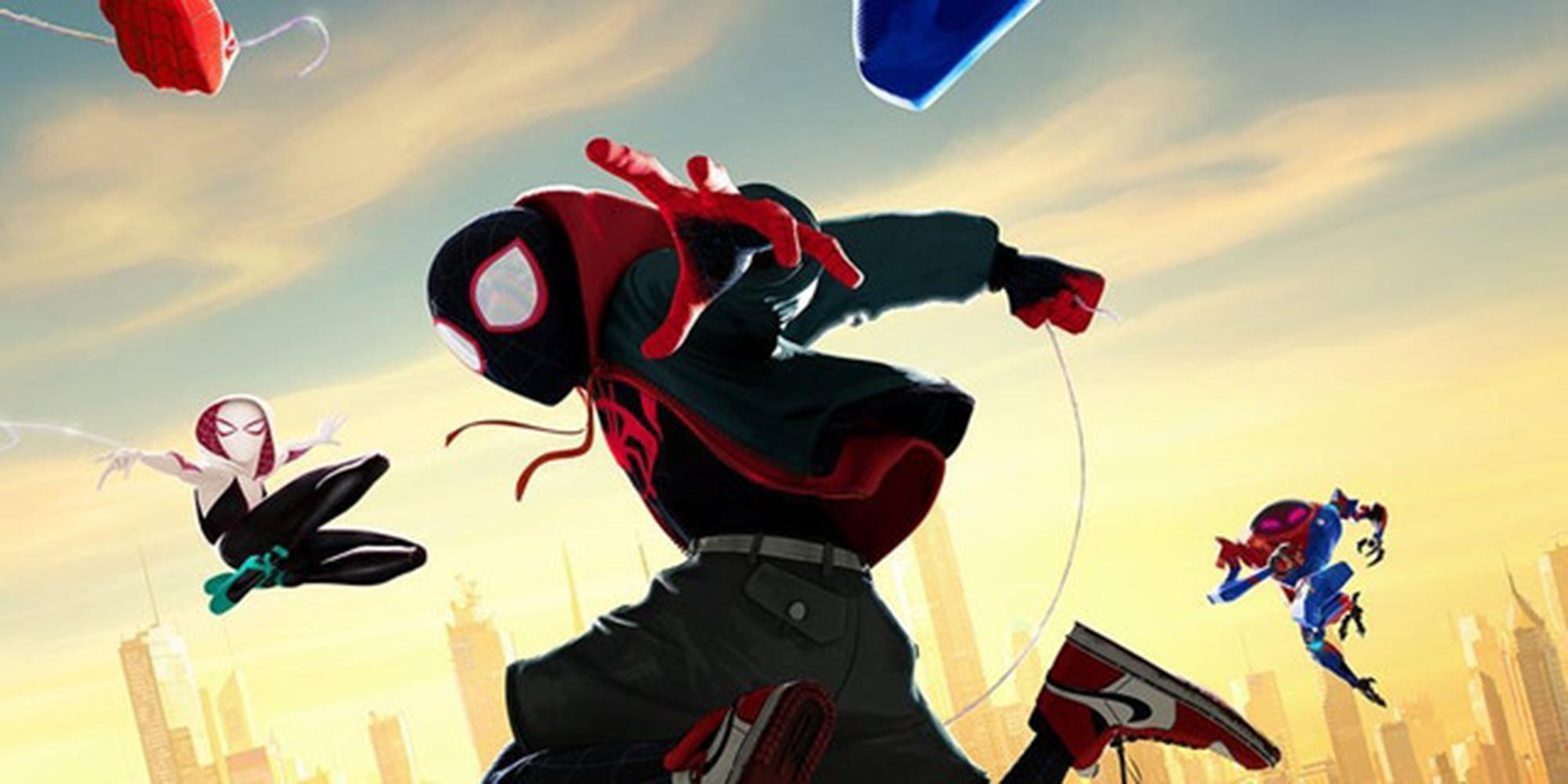Nouveau trailer pour Spider-Man: Into the Spider-Verse