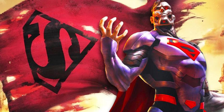 Un trailer pour The Reign of Supermen
