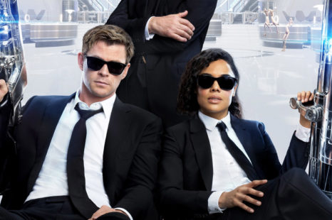 Here comes the Men In Black