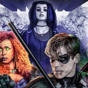 Titans débarque TRÈS bientôt sur Netflix…