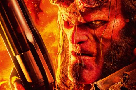 Trailer non-censuré pour Hellboy ! Ça va chauffer !