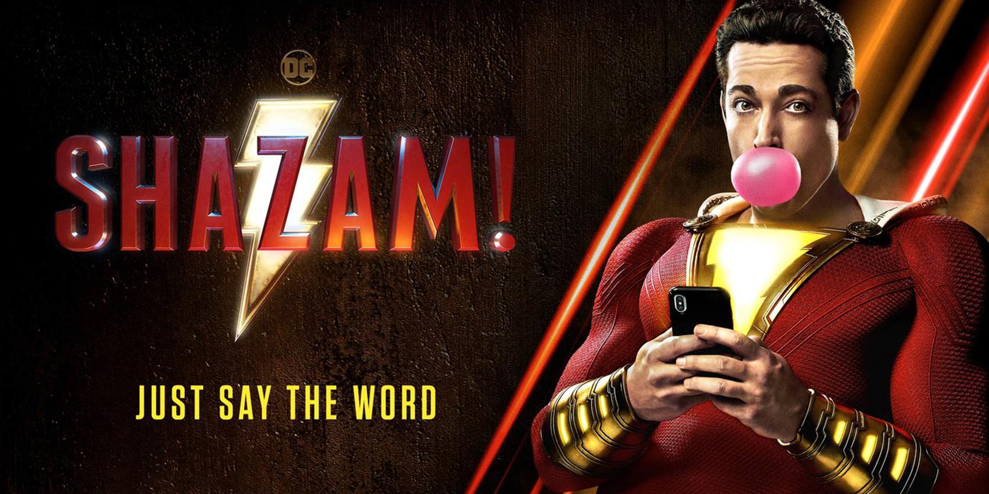 Nouvelle bande-annonce pour SHAZAM!