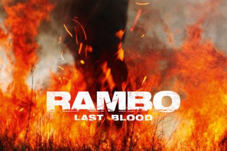 Rambo est de retour et il n'est pas content…
