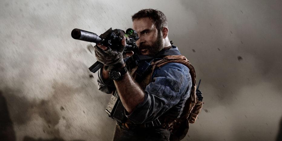 Un nouveau Call of Duty: Modern Warfare