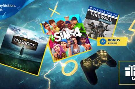 Les jeux PS Plus du mois de février 2020