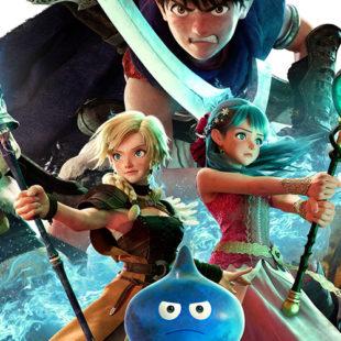 [Netflix] Dragon Quest Your Story sort aujourd'hui !