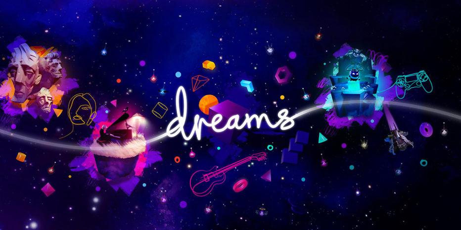 DREAMS débarque sur PS4 !