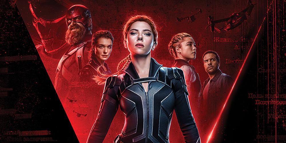 Trailers et affiche finale pour Black Widow