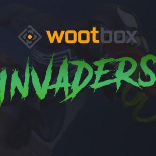 La WOOTBOX «Invaders» de mars est là !
