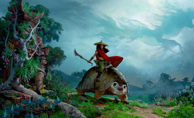 Bande-annonce : Raya et le dernier dragon