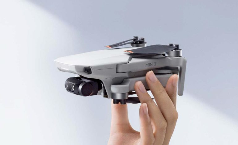 DJI Mini 2 – Un drone ultraléger et compact !