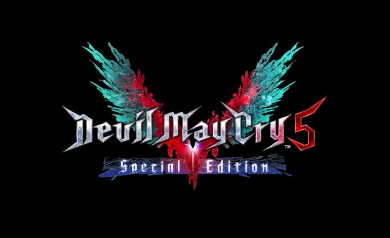 Spectaculaire Devil May Cry 5 Special Edition sur PS5