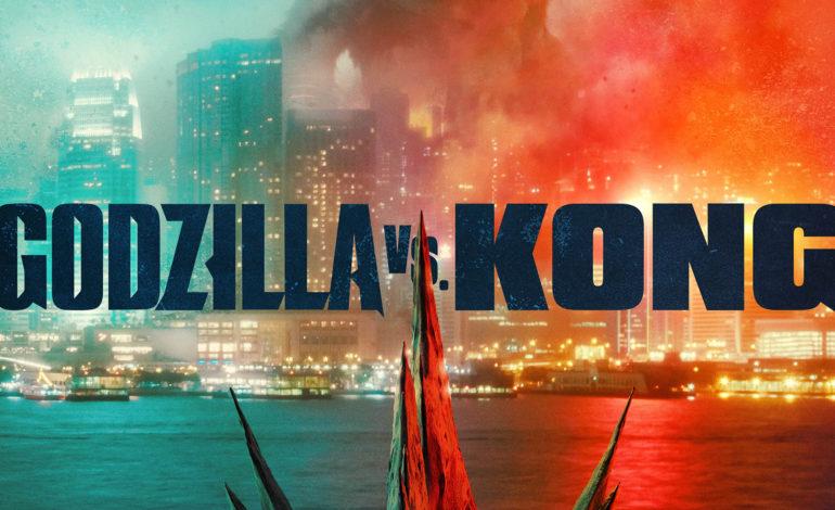 Un trailer fracassant pour Godzilla vs Kong.