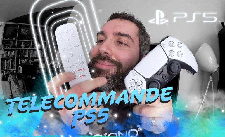 J'ai reçu ma télécommande PlayStation 5 et ça change…
